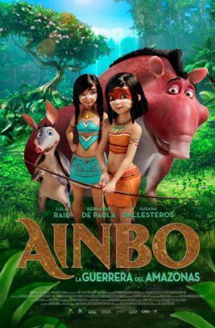 Ainbo, La Guerrera del Amazonas