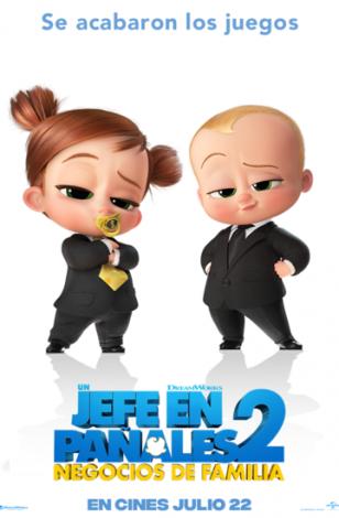 Un Jefe en Pañales 2: Negocios de Familia