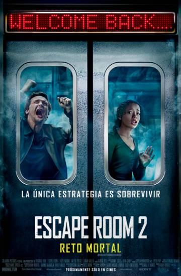 Escape Room 2: Reto de Campeones